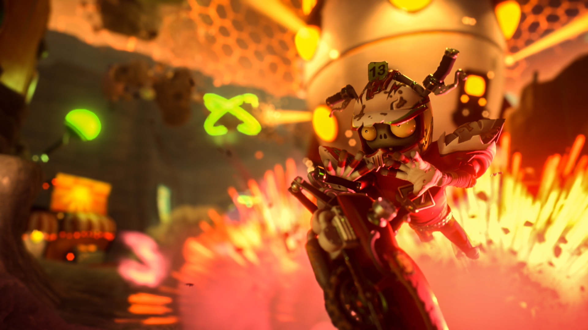 Plants vs Zombies: Garden Warfare 2 screenshot 6227