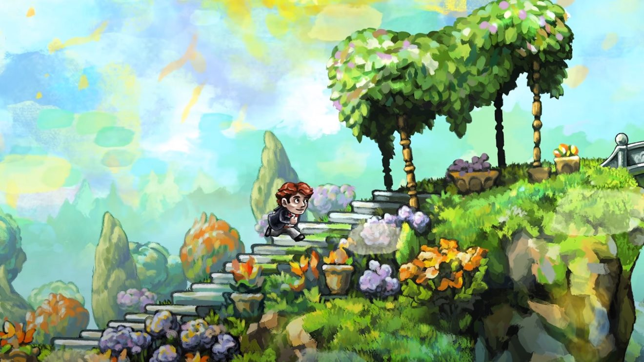 Braid: Anniversary Edition screenshot 29909