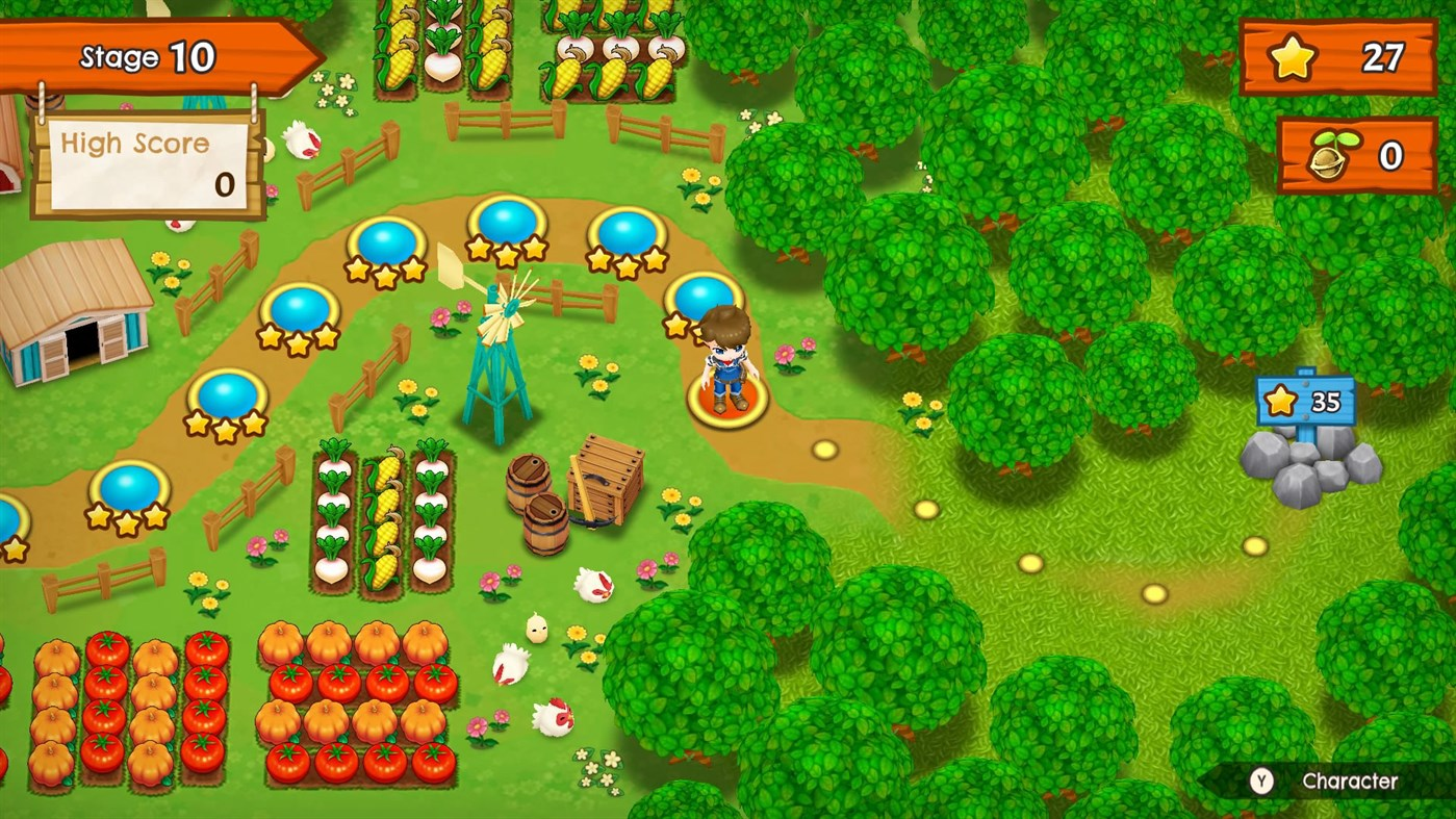 Harvest Moon: Mad Dash screenshot 29992