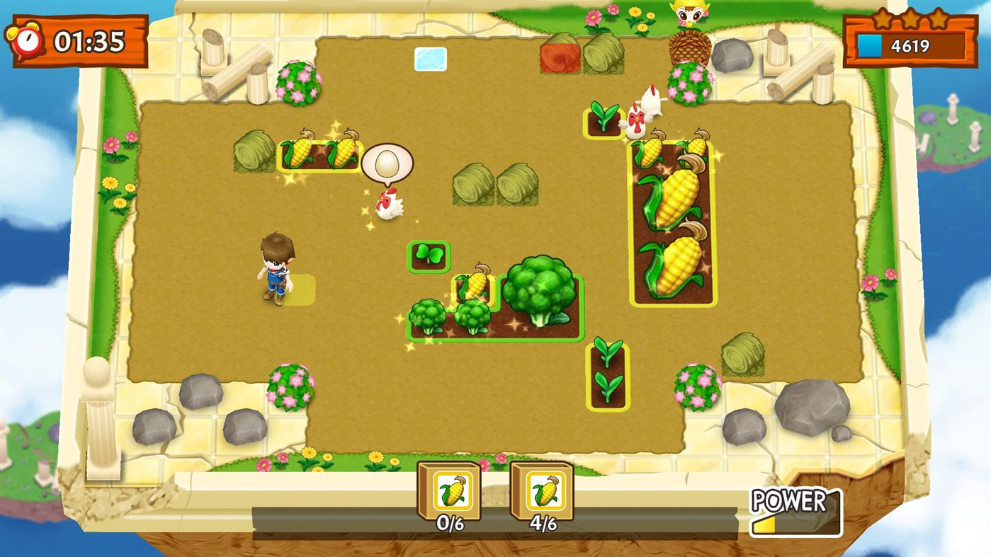 Harvest Moon: Mad Dash screenshot 29993