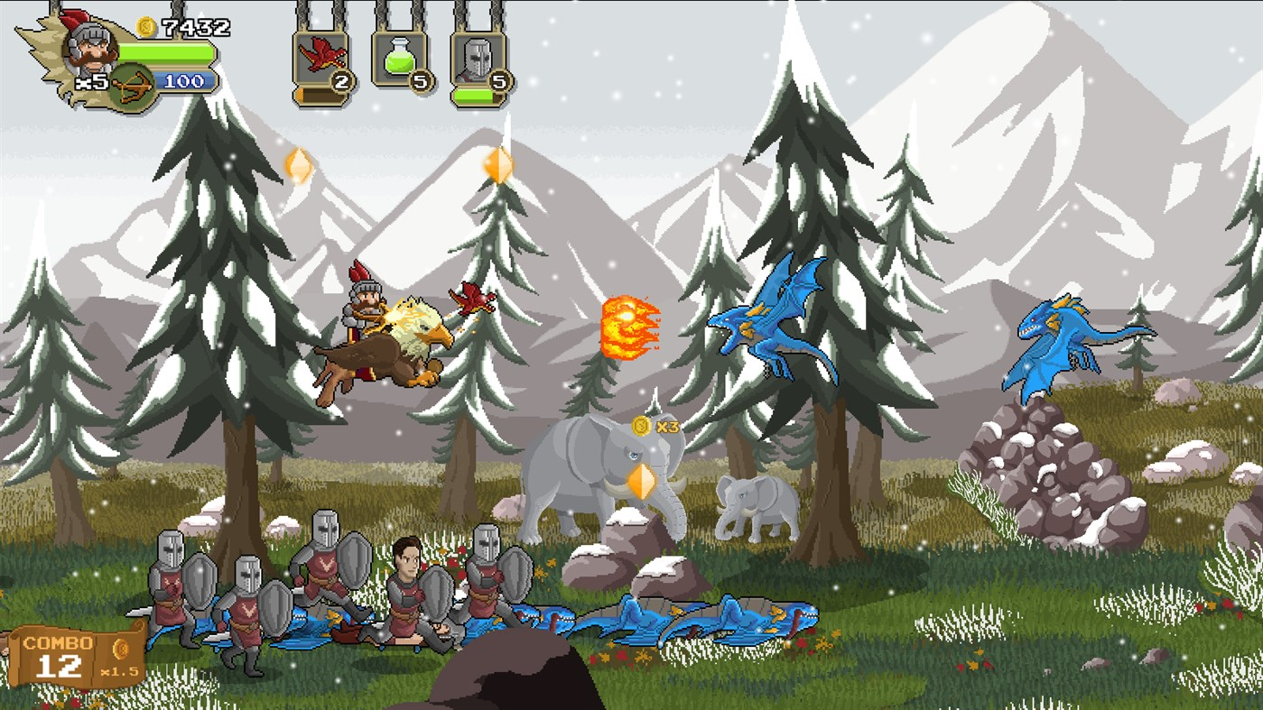 Gryphon Knight Epic: Definitive Edition screenshot 30001