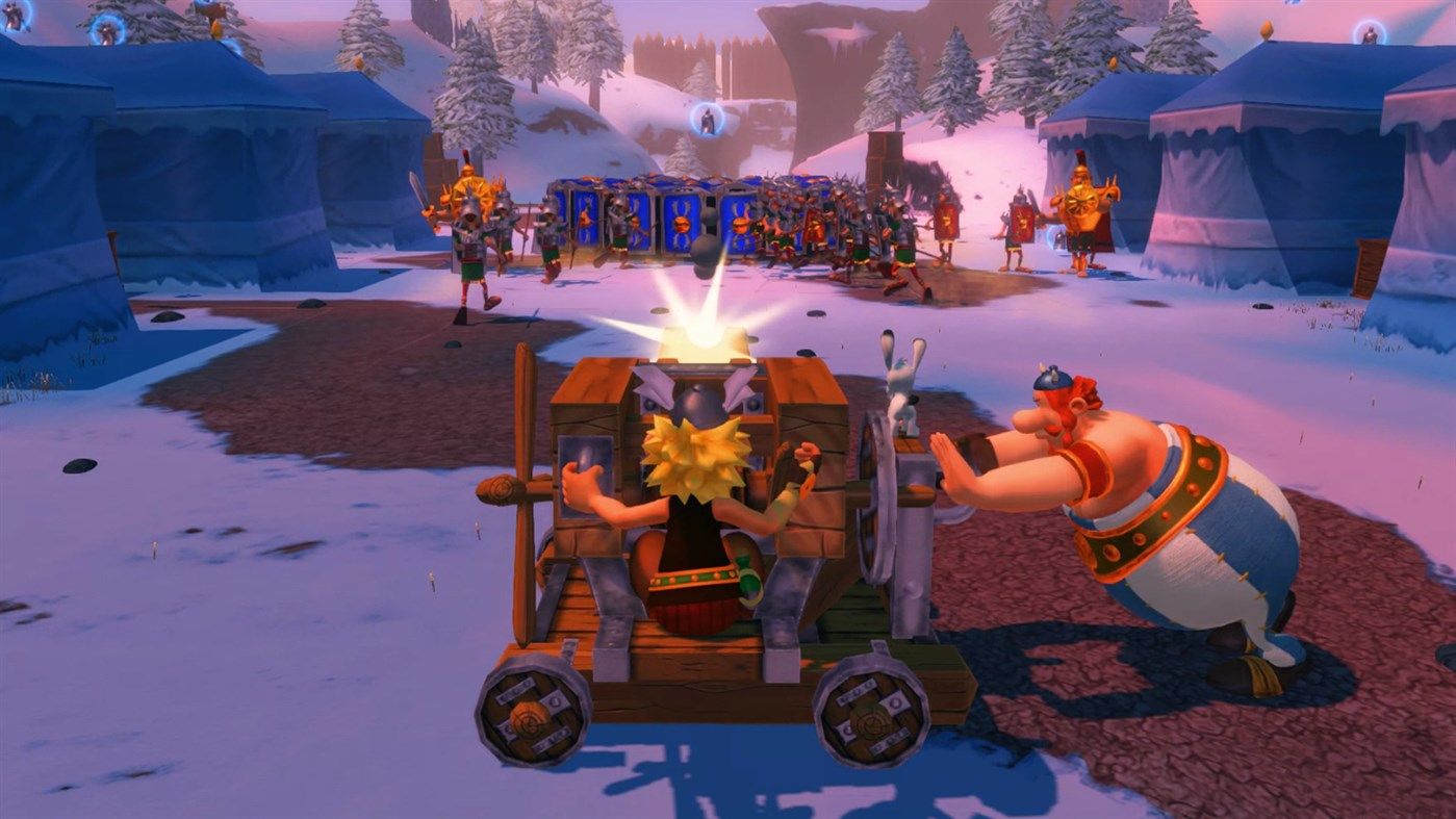 Asterix & Obelix XXL Romastered screenshot 30486