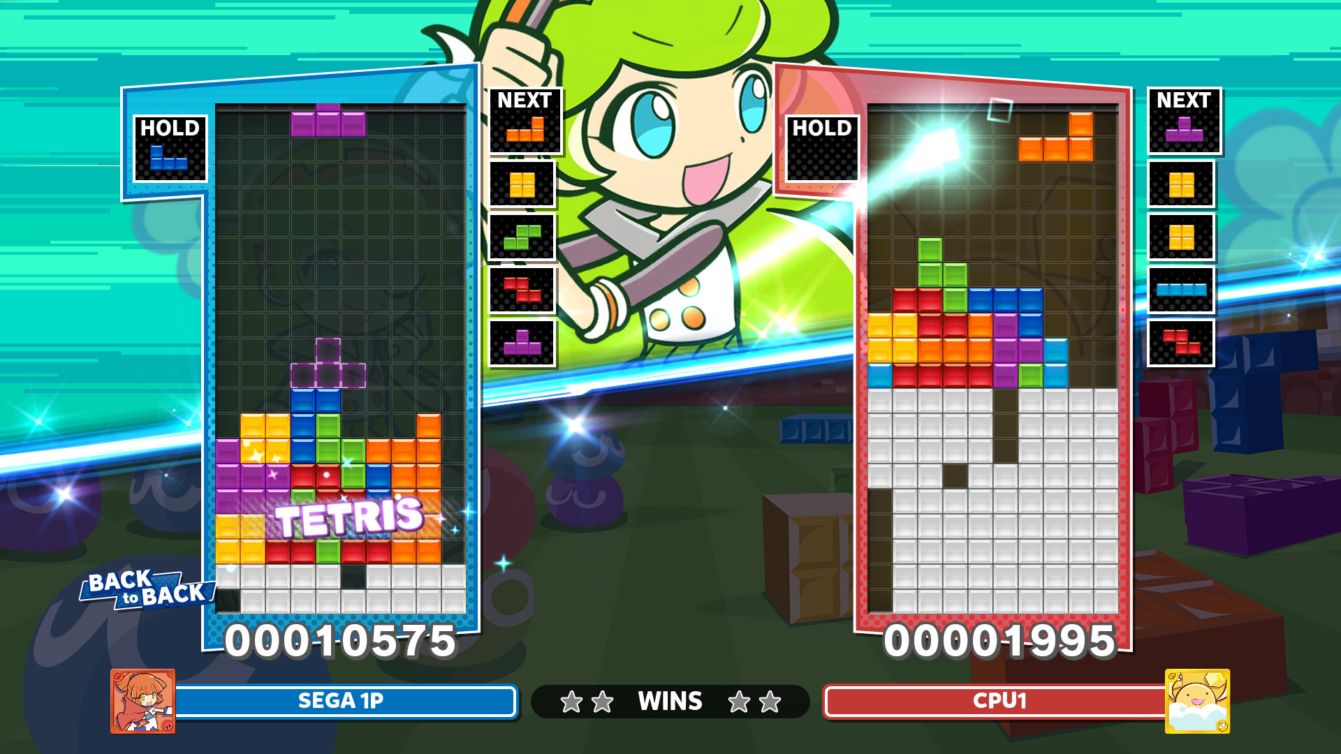 Puyo Puyo Tetris 2 screenshot 30271