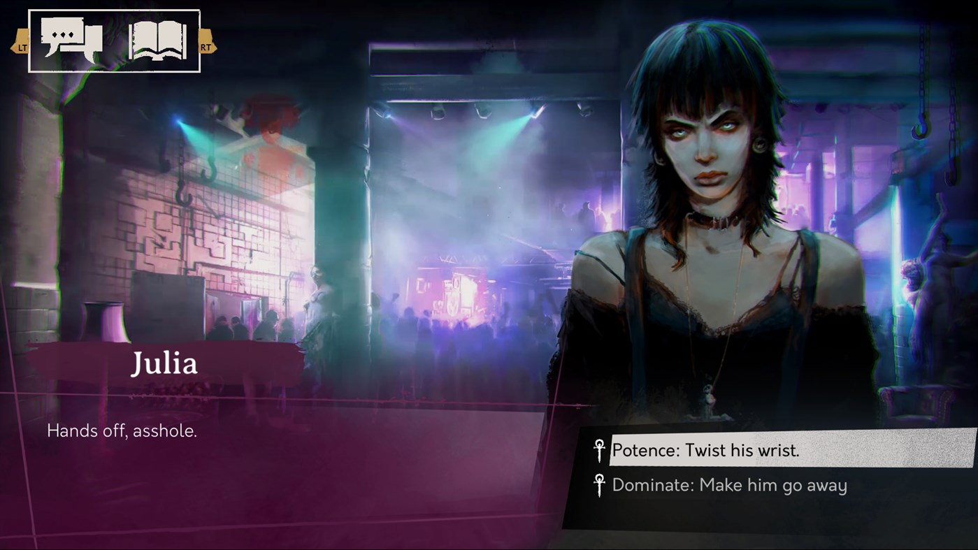 Vampire: The Masquerade - Shadows of New York screenshot 30328