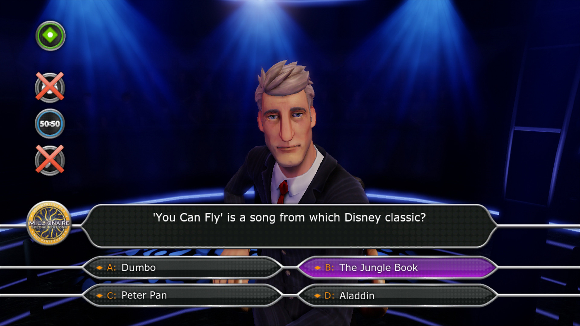 Who Wants to be a Millionaire? screenshot 30415