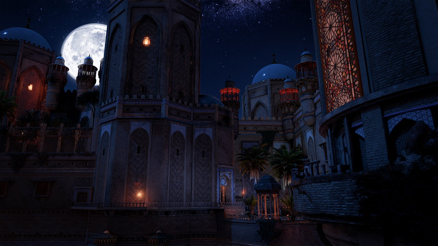 Prince of Persia: The Sands of Time Remake screenshot 30549