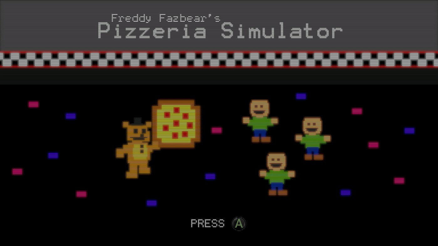Freddy Fazbear's Pizzeria Simulator screenshot 31208