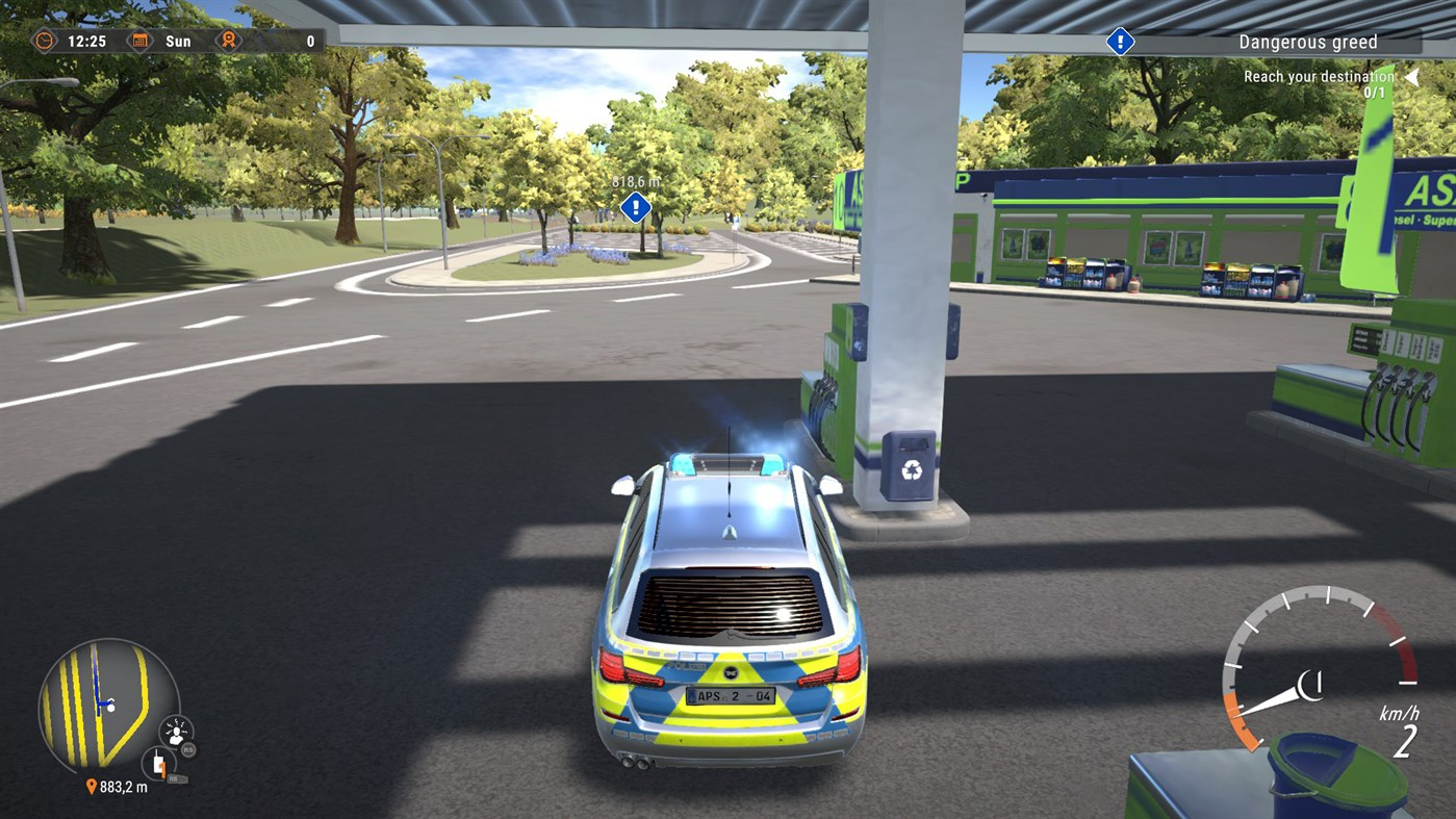 Autobahn Police Simulator 2 screenshot 31447