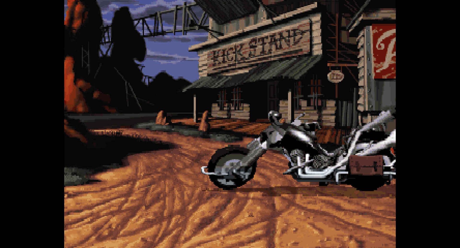 Full Throttle Remastered screenshot 31574