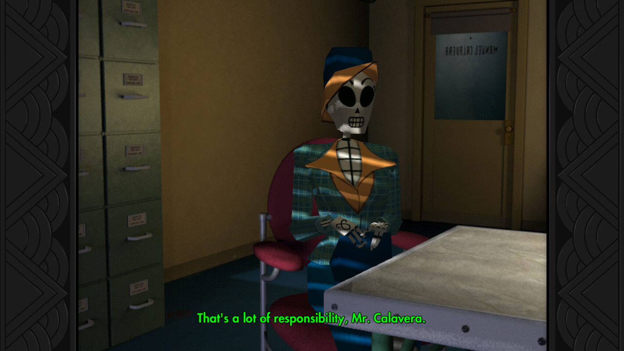 Grim Fandango Remastered screenshot 31579