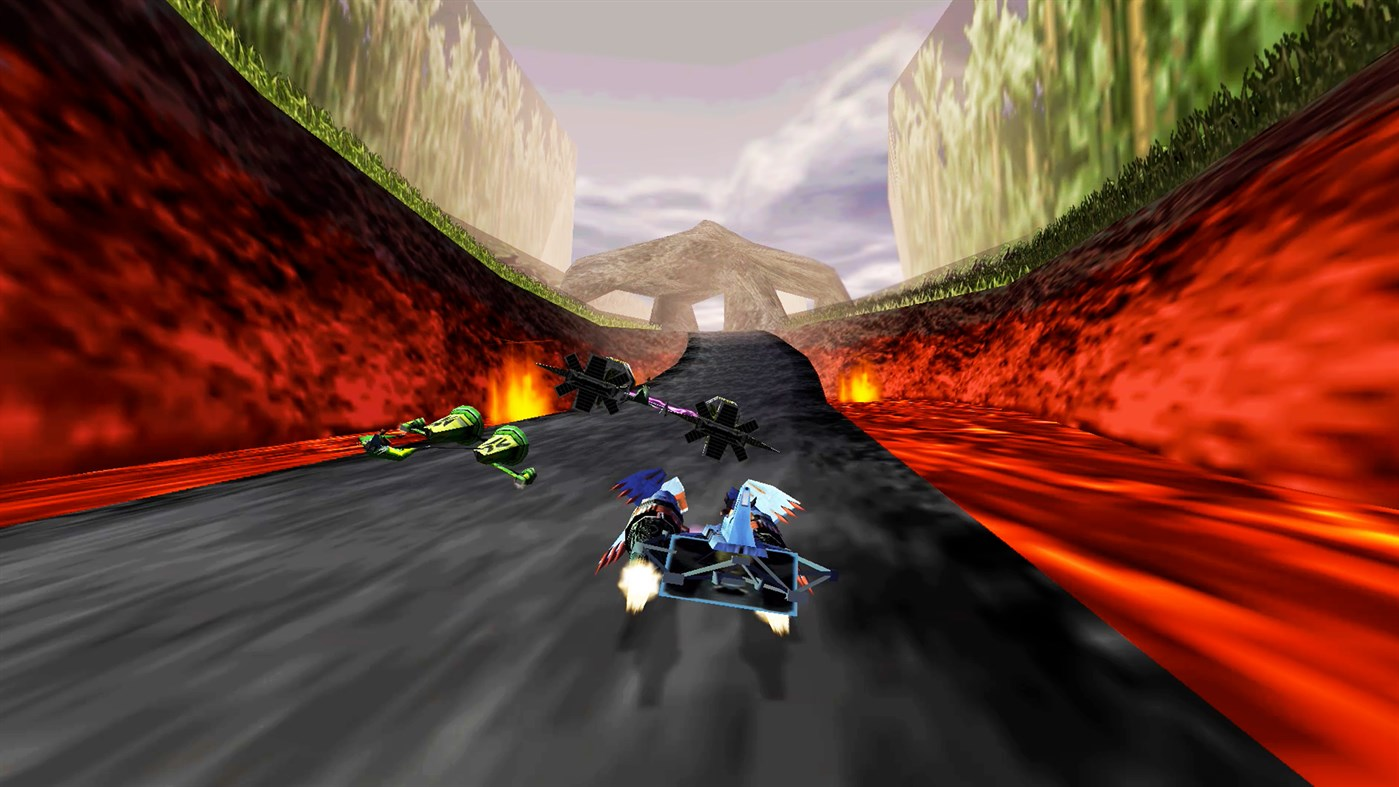STAR WARS Episode I Racer screenshot 31584