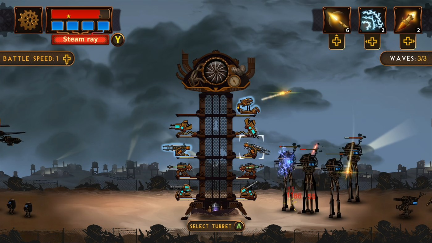 Steampunk Tower 2 screenshot 31922