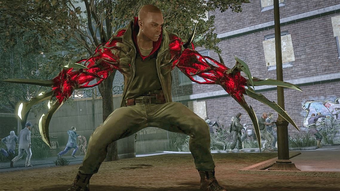Prototype 2 screenshot 3829