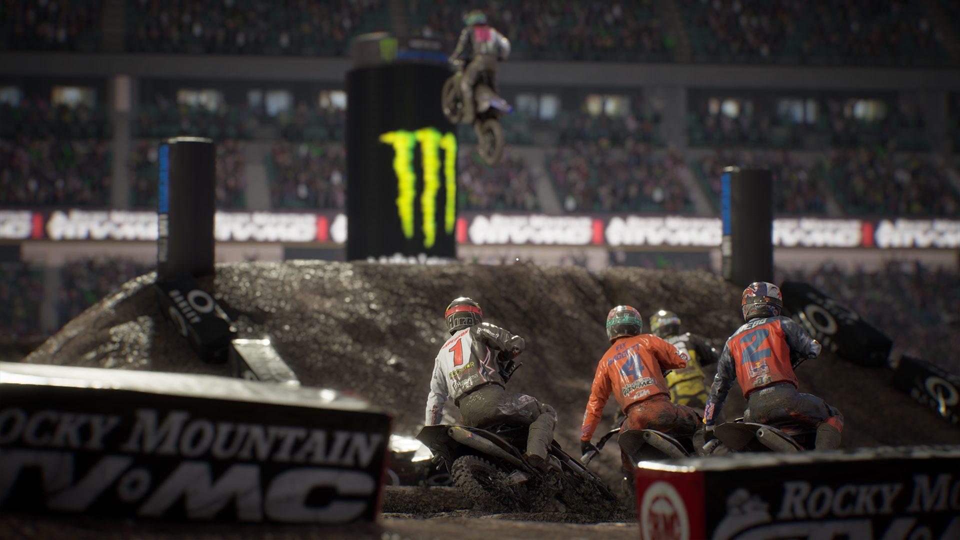 Monster Energy Supercross 4 screenshot 32178