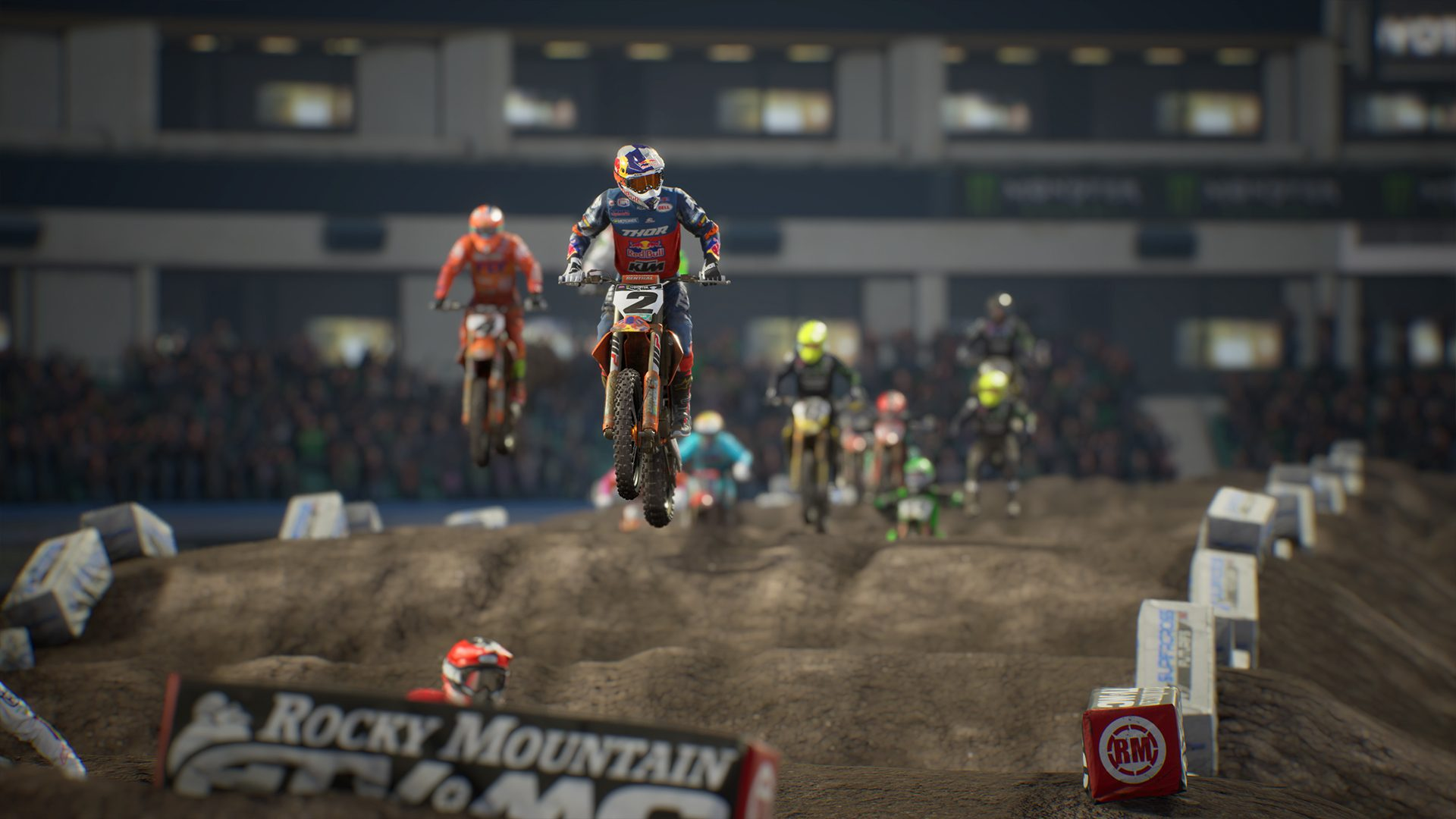 Monster Energy Supercross 4 screenshot 32176