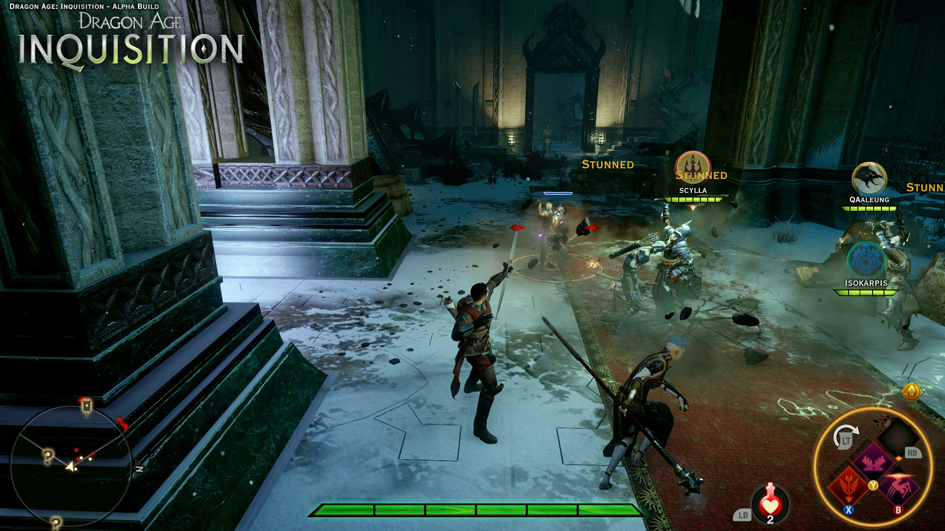 Dragon Age: Inquisition screenshot 1508