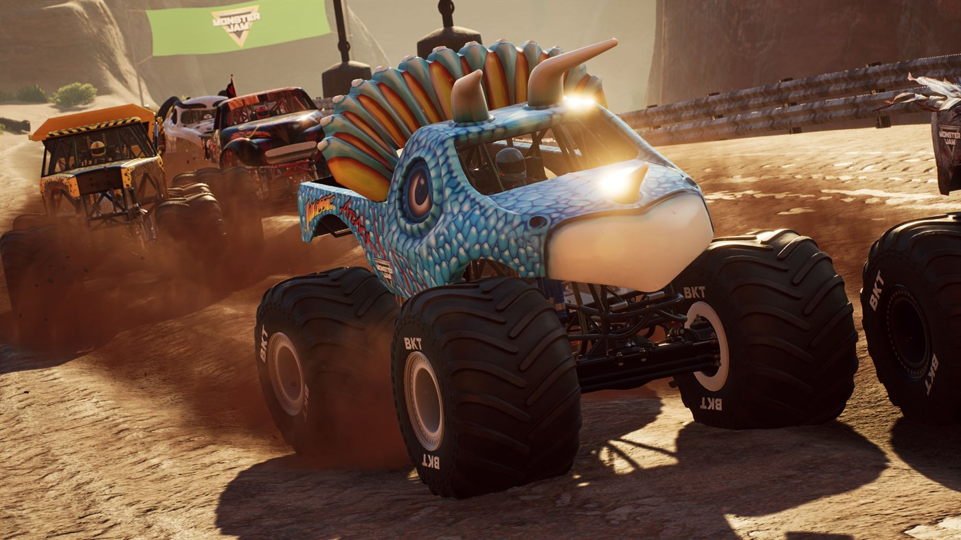Monster Jam Steel Titans 2 screenshot 33105