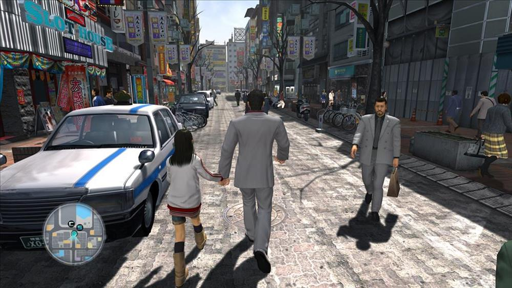 The Yakuza Remastered Collection screenshot 32787