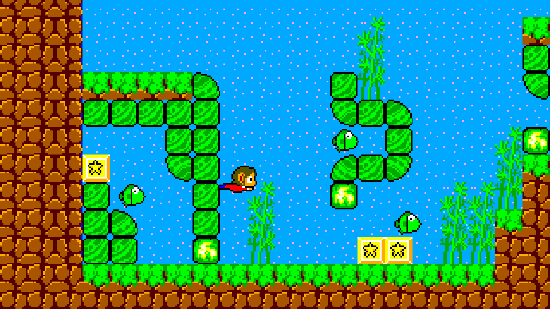 Alex Kidd in Miracle World DX screenshot 32901