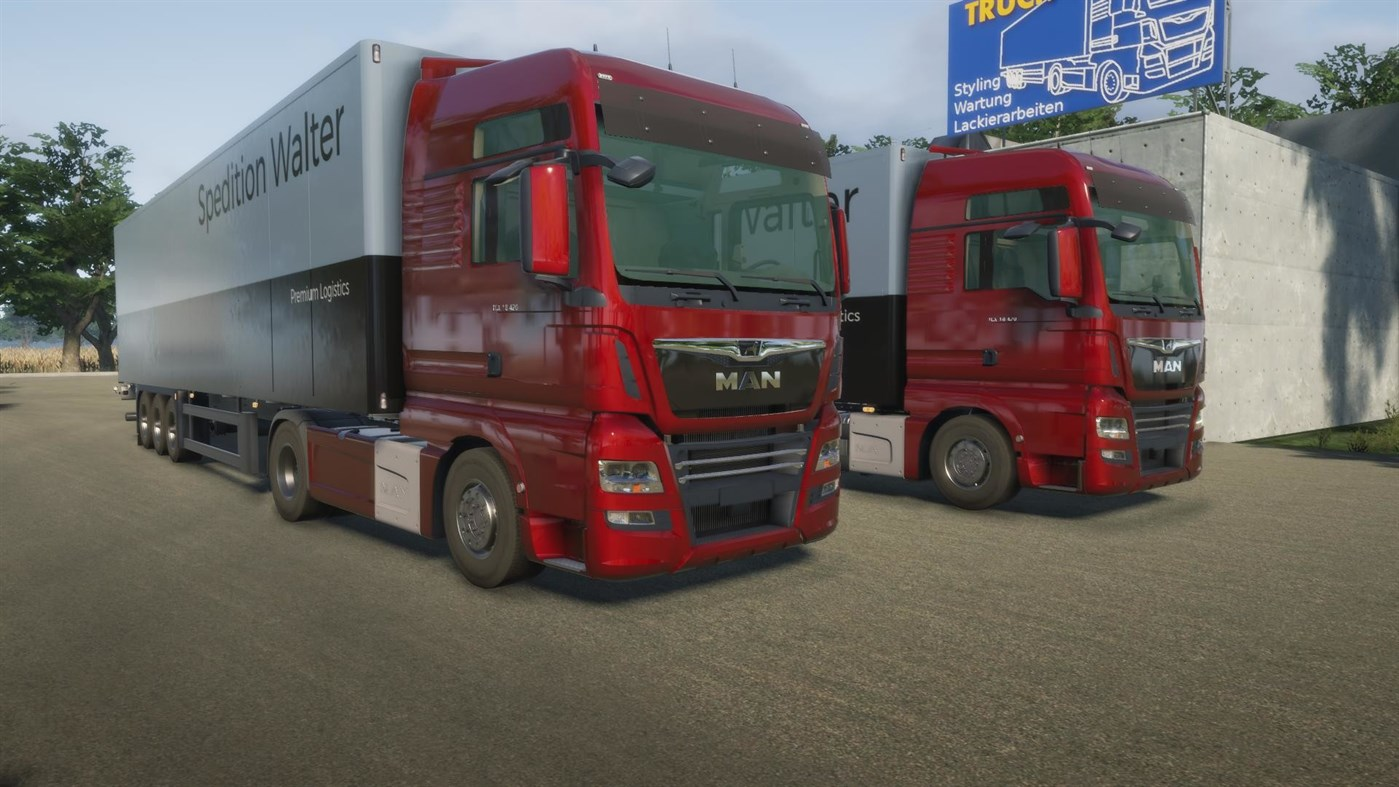 On the Road The Truck Simulator screenshot 32967