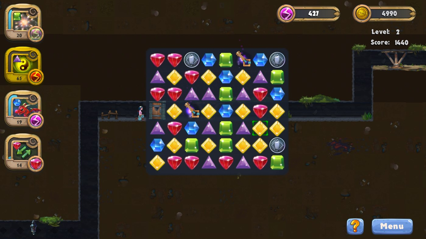 Caves and Castles: Underworld screenshot 33356