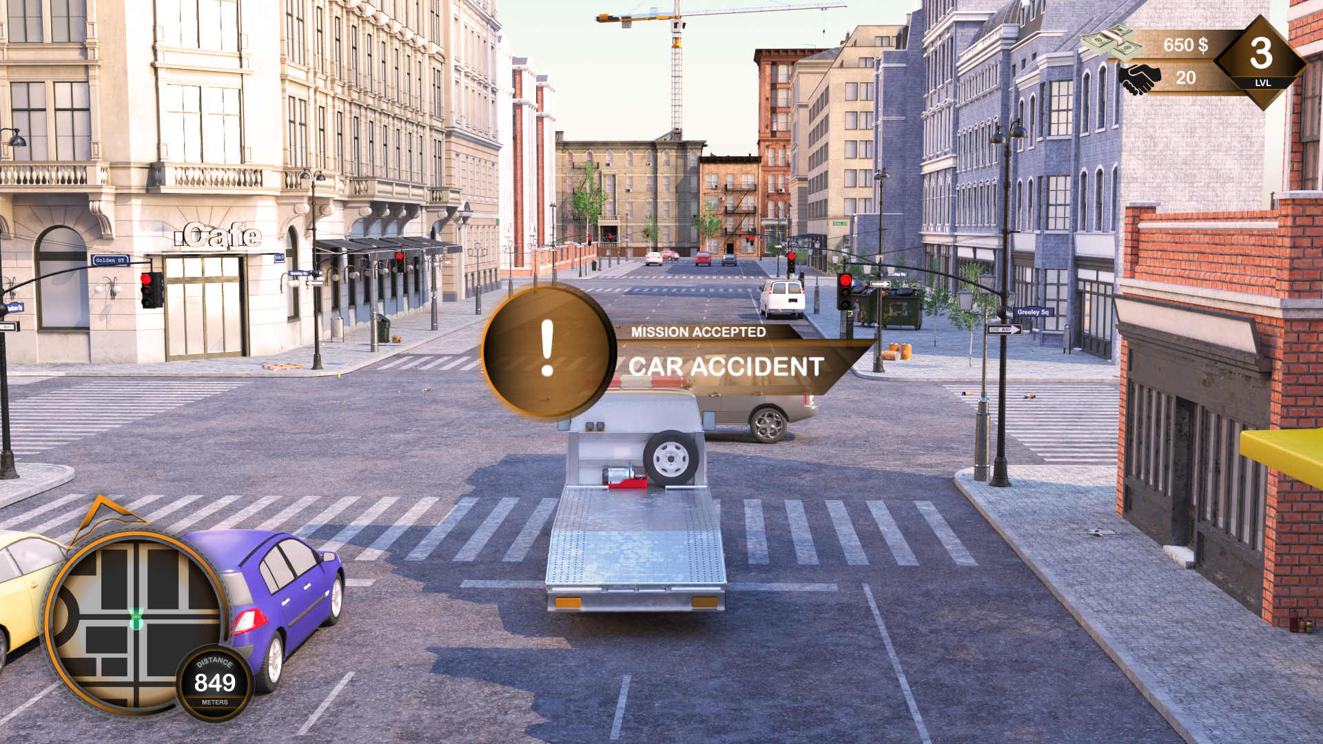 Roadside Assistance Simulator screenshot 33710