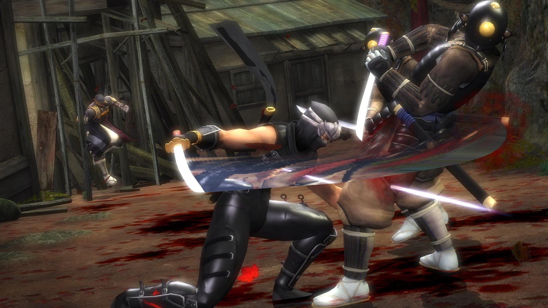 Ninja Gaiden Ultimate Collection screenshot 33742