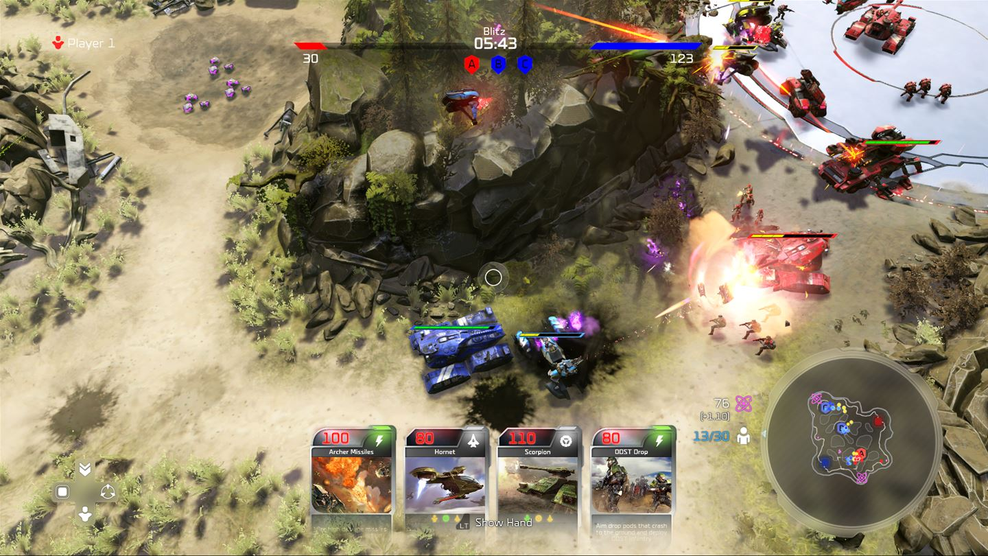 Halo Wars 2 screenshot 9947