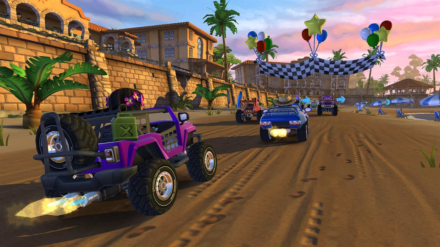 Beach Buggy Racing 2: Island Adventure screenshot 34112