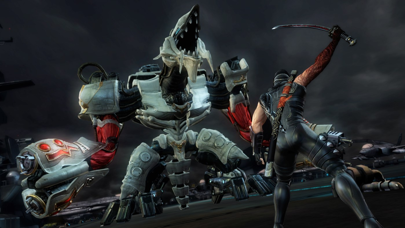 Ninja Gaiden 3: Razor's Edge screenshot 34252