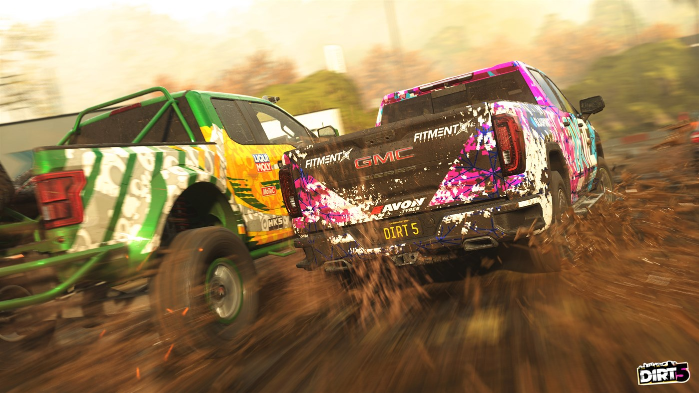 DiRT 5 - Energy Content Pack screenshot 34631