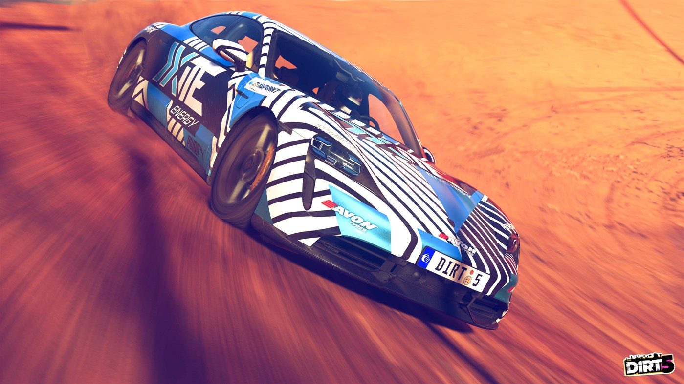 DiRT 5 - Energy Content Pack screenshot 34629