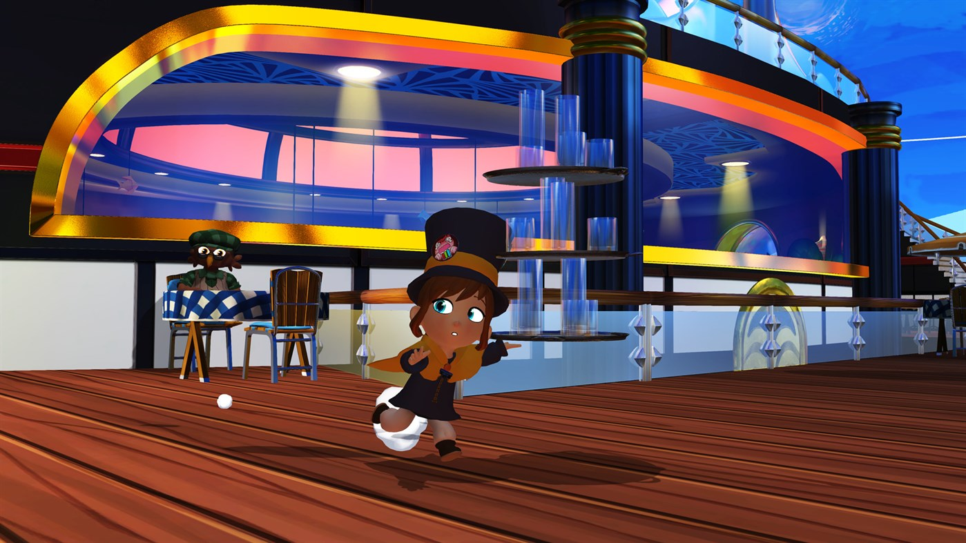 A Hat In Time - Seal the Deal screenshot 34740