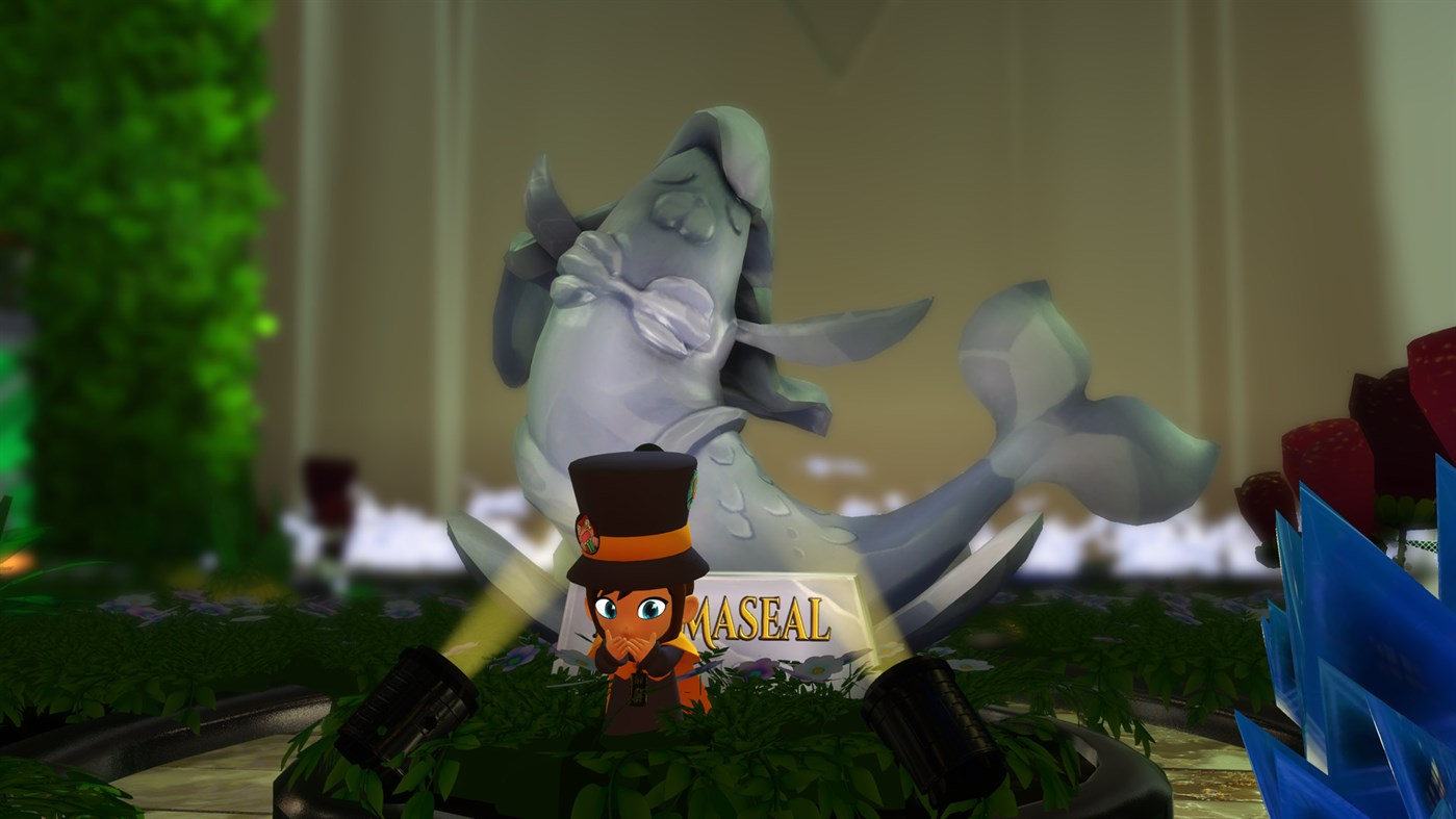 A Hat In Time - Seal the Deal screenshot 34744