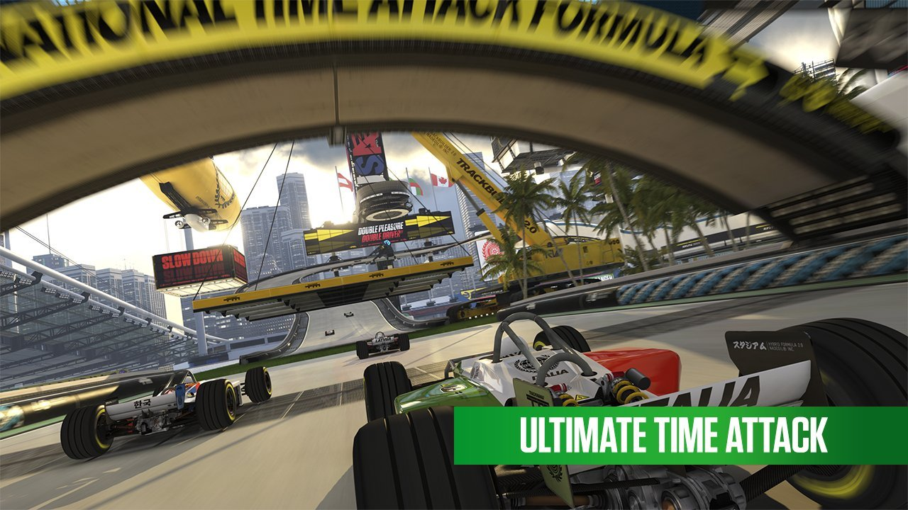 Trackmania Turbo screenshot 4820