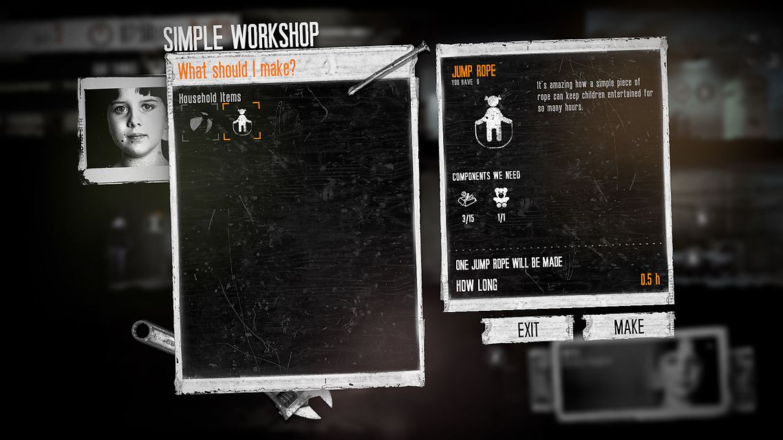 This War of Mine: The Little Ones screenshot 5616