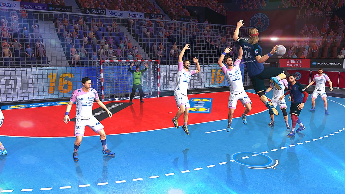 Handball 16 screenshot 5402