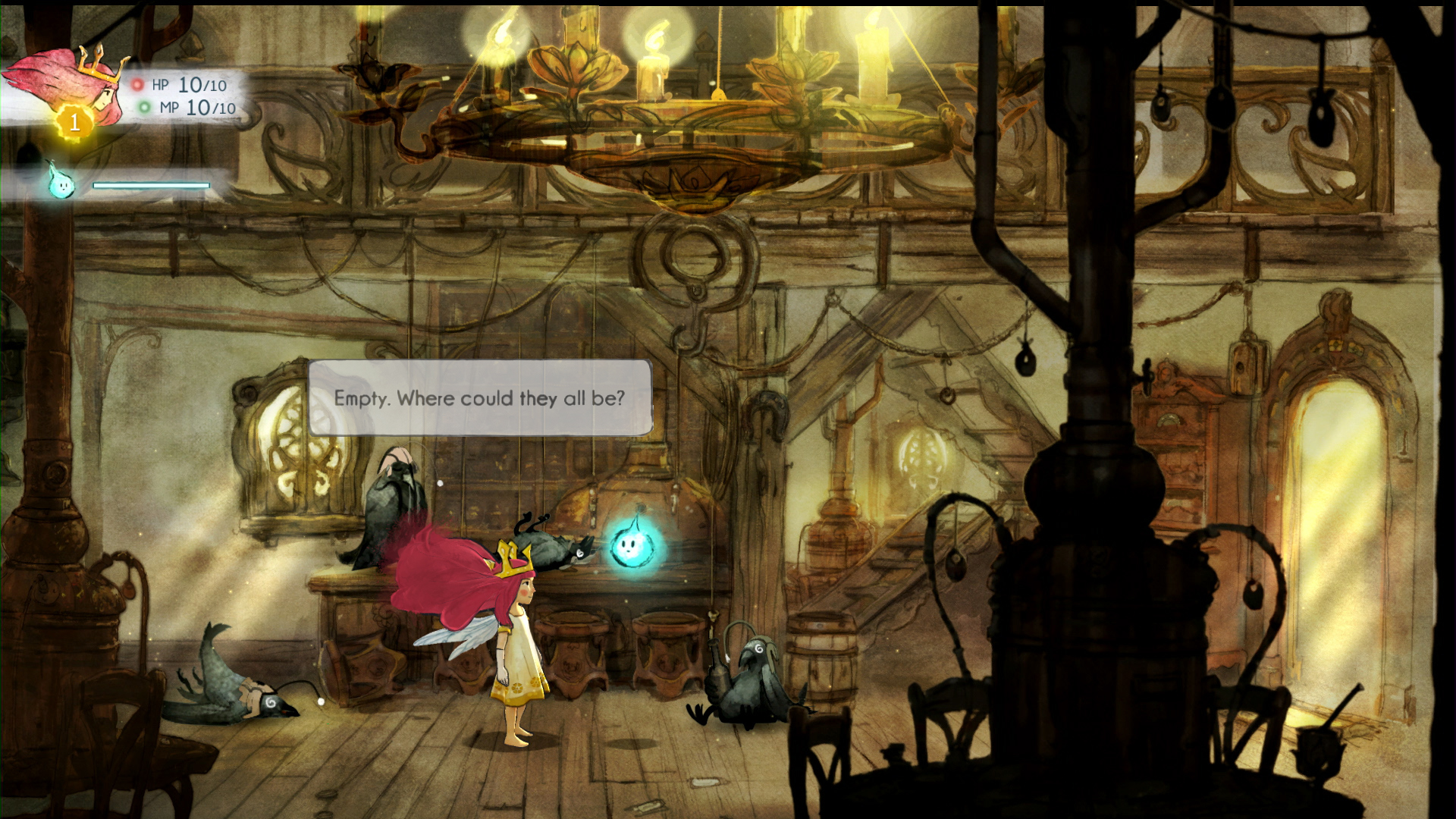 Child of Light screenshot 596