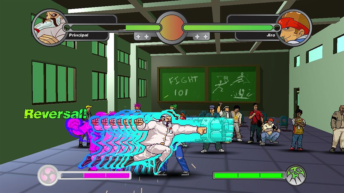 Battle High 2 A+ screenshot 5519