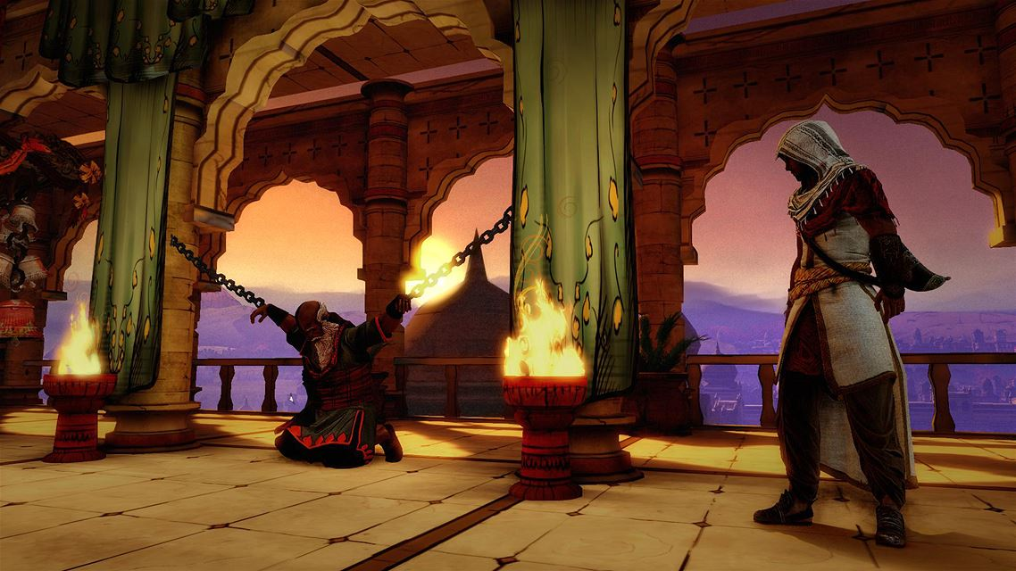 Assassin's Creed Chronicles: India screenshot 5752