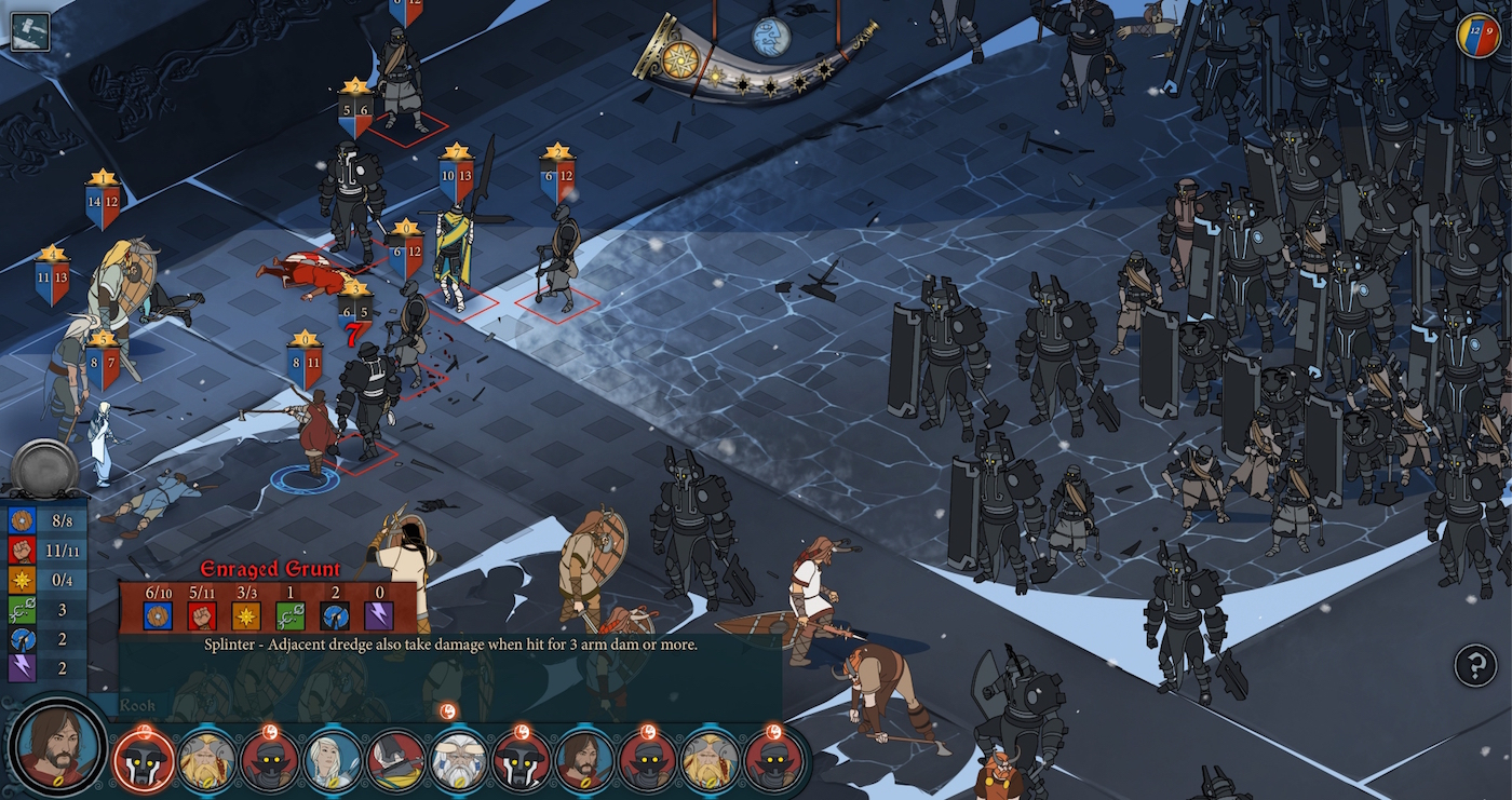 The Banner Saga screenshot 5536