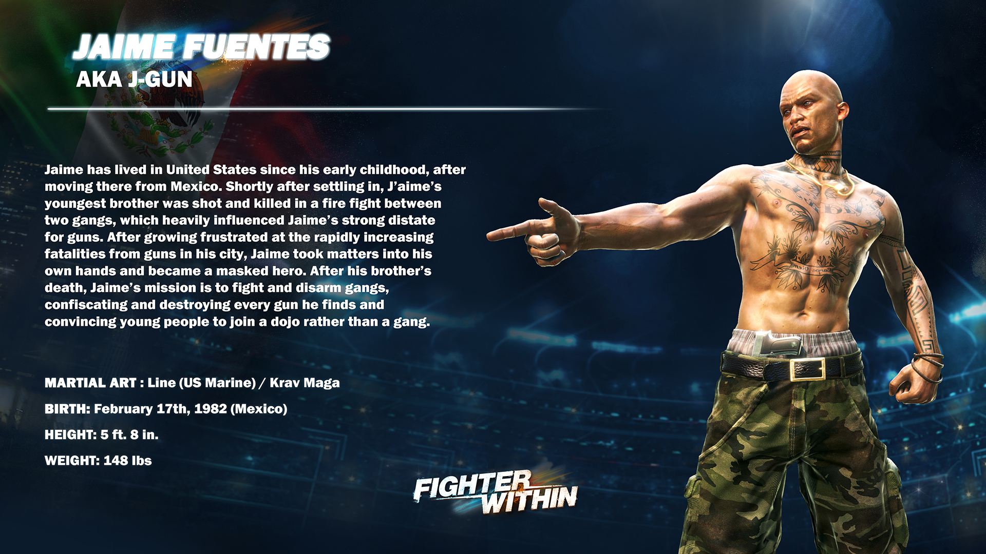 Fighter Within screenshot 624