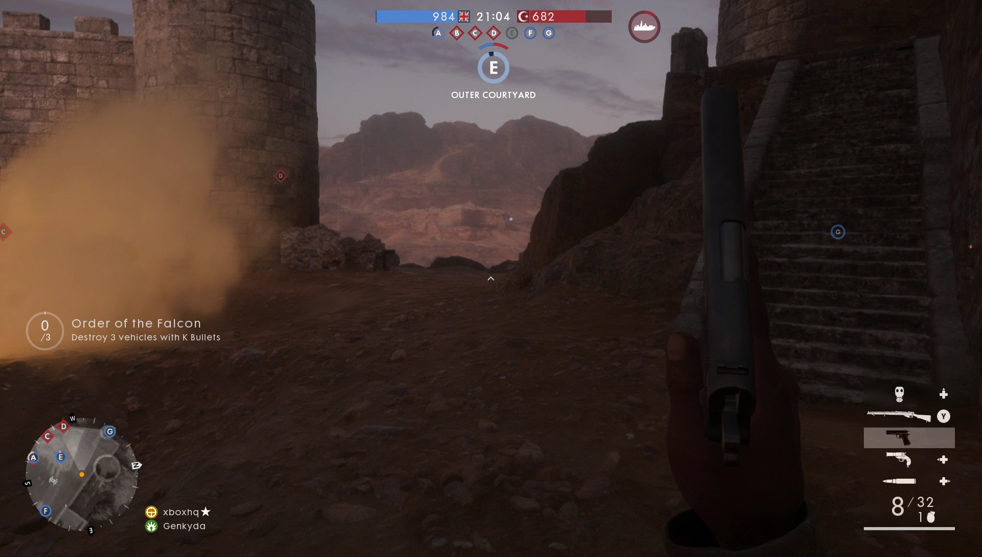 Battlefield 1 screenshot 8566
