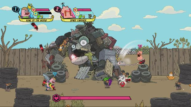 Cartoon Network Battle Crashers screenshot 8048