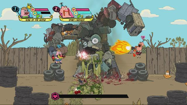 Cartoon Network Battle Crashers screenshot 8049