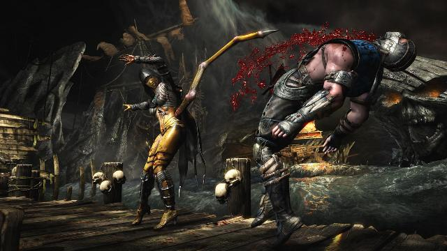 Mortal Kombat X screenshot 2564