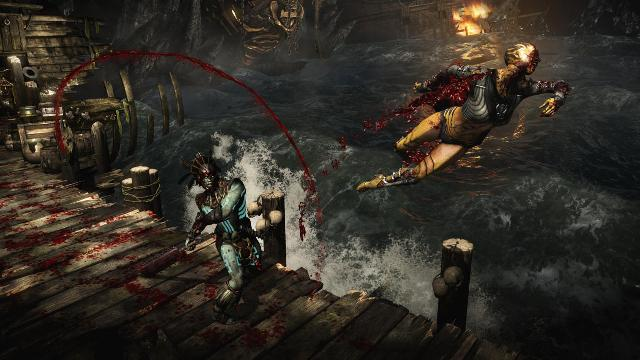 Mortal Kombat X screenshot 2566