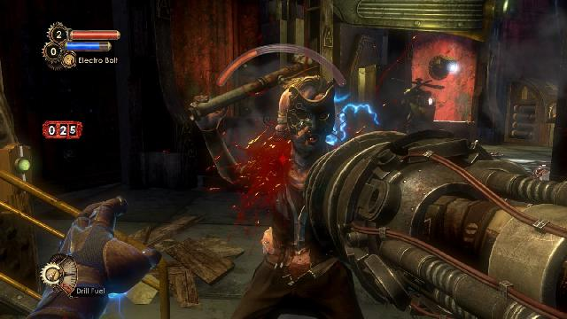 BioShock Infinite screenshot 8144