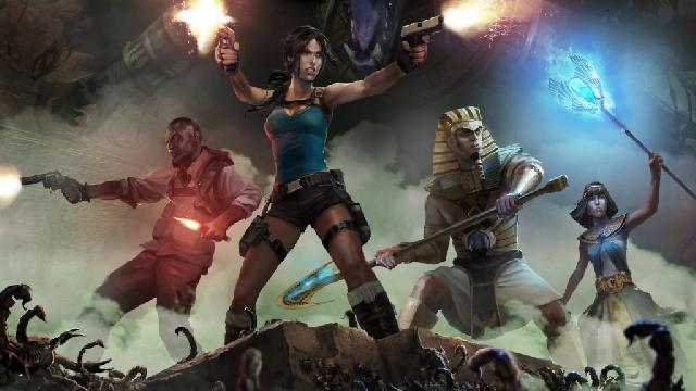 Lara Croft and the Temple of Osiris Screenshots, Wallpaper