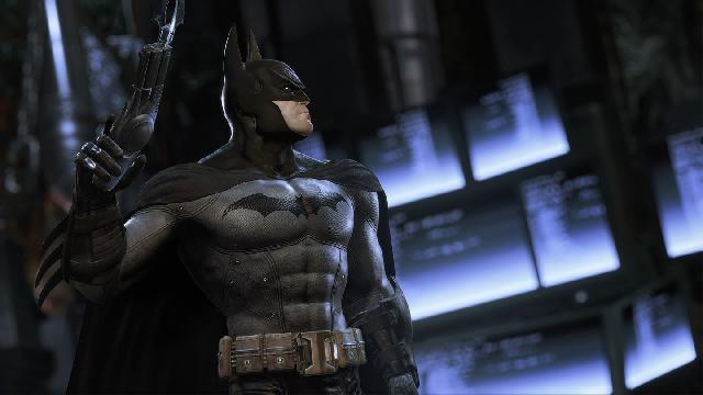 Batman: Arkham Asylum Screenshots, Wallpaper